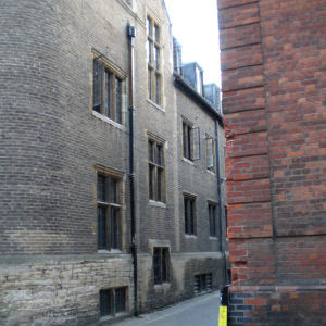 Garret Hostel Lane